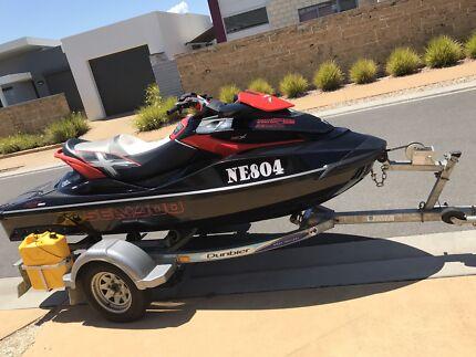 Seadoo 2010 RXTX 260 supercharged