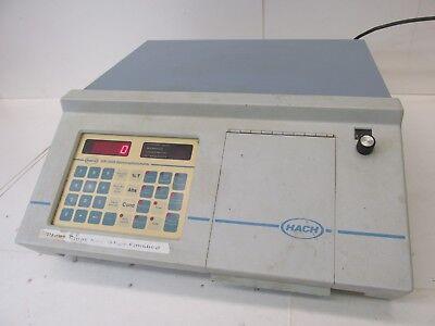 19600-00 Spectrophotometer Hach Dr3000 100120220240v 44157th