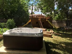 HOT TUB MOVING SPECIALISTS