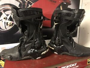 Alpinestars SMX boots used size 11-13 euro 47