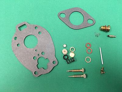 John Deere L La M Mt 1010 Basic Carburetor Kit Marvel Schebler Tsx Carburetor