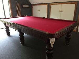 Traditional Billiards Table Dora Creek Lake Macquarie Area Preview