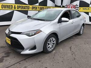 2017 Toyota Corolla LE, Automatic, Back Up Camera, Heated Seats
