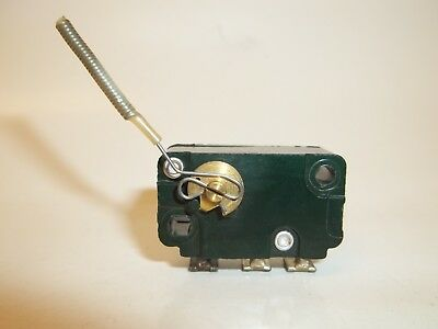 Cherry E53 Rotary Micro Limit Switch Lever Actuator Low Torque No Nc 35-000-1