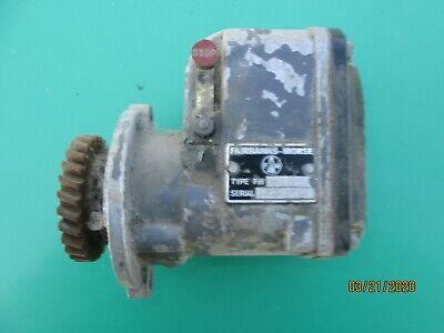 Vintage 1 One Single Cylinder Fairbanks Morse Fm X1b7e Magneto Untested Mag Oem