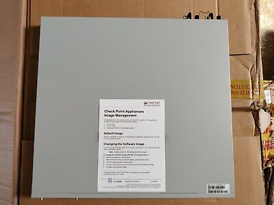 Checkpoint P-210 8-port Gigabit Security Appliance Firewall 12200
