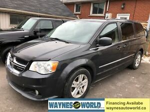 2012 Dodge Grand Caravan Crew **NAVI & DVD & POWER SLIDING DOORS