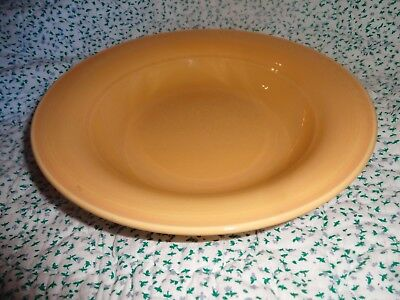 NANCY CALHOUN china SOLID COLOR Rimmed Soup Bowl Choose Honey Green Rasp Blue SH