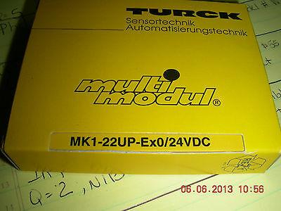 Turck MK13-222-R 24 vdc