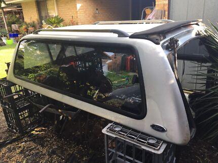 Genuine au Ford falcon ute canopy & ford falcon au ute canopy in Western Australia | Gumtree Australia ...