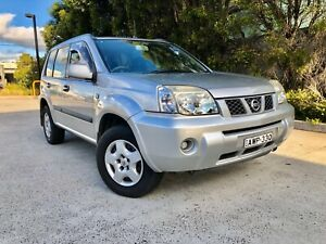 2005 Nissan X-Trail T30 ST (4x4) Automatic Wagon 6months Rego Low Kms