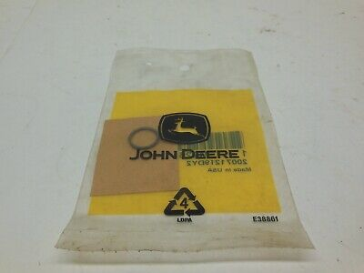 Nos John Deere 40 1010 Tractor Wheel Center Rim Spacer Snap Ring Retainer M2254t
