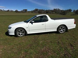 2006 Vz Commodore Ute Wallabadah Liverpool Plains Preview