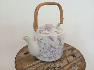 Vintage Japanese Tea Pot Ceramic Kitchen Dutton Park Brisbane South West Preview