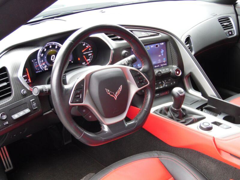Image 12 Voiture American used Chevrolet Corvette 2016