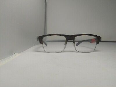 DRAGON SEATON DR113 002 in BROWN TORTOISE   53-18-145  Italy made 6131 Adult Brown Dragon