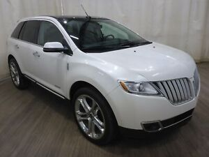 2013 Lincoln MKX AWD No Accidents Navigation Sunroof