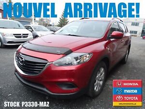 2013 Mazda CX-9 |GS LUXE|AWD|DVD|SIÈGCHAUF|TOITOUV|CUIR|