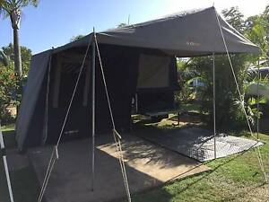 Oztrail Camper 9 Camper Trailer Parkhurst Rockhampton City Preview
