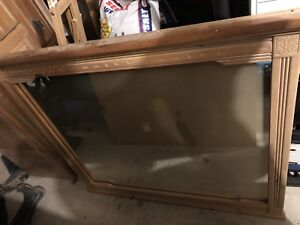 Mirrors - Refinishing Project