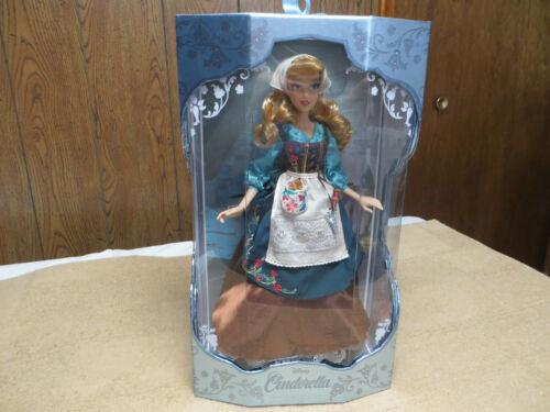 Disney Limited Edition Cinderella Rags Doll