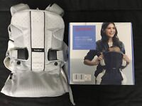 Babybjorn Carrier One - silver mesh