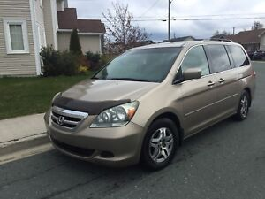 2006 Honda Odyssey EX-L Heated Leather CONDITIONALLY SOLD