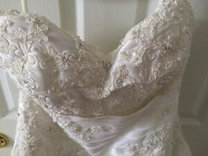 Robe de mariée Saint-Hyacinthe Québec image 4