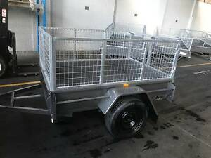 6x4 Caged Trailer HIRE Beaumaris Bayside Area Preview