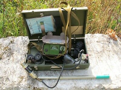 Dp-5v Tested Dosimeter Geiger Counter Detector Military Radiation Russian Ussr