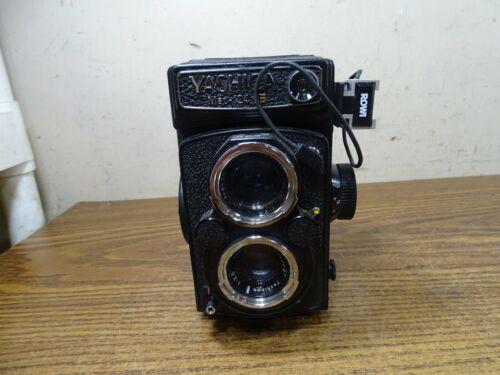 Yashica Mat 124G 6x6 Medium Format TLR Camera 80mm f/3.5