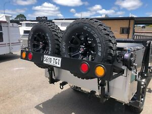 TUFF TRACK 'FAR HORIZON' FULL OFF - ROAD CAMPER TRAILER Broadview Port Adelaide Area Preview