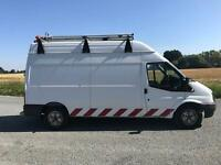 63 FORD TRANSIT LWB 350 AWD 4X4 4WD IDEAL SERVICE FITTERS VAN ONBOARD POWER 240V
