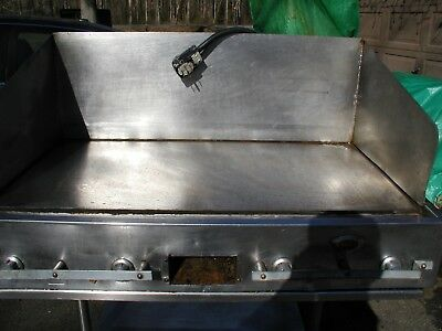 Wells Commercial 48 Grillgriddle On Wheels