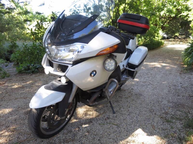 2007 Bmw R1200rt Police Muffler Wrecking Complete Bike Motorcycle