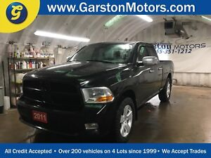 2011 Ram 1500 QUAD CAB*4WD*HEMI*TOW/HAUL MODE*REAR SLIDING WINDO