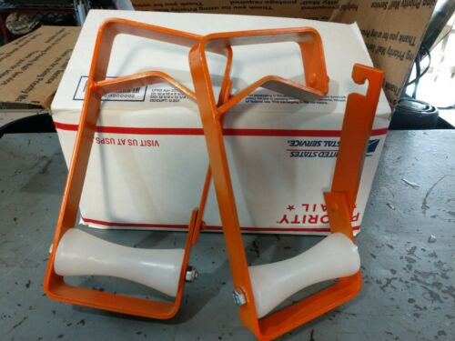 "Fiber Optic lineman, 4"" Overlash  cable blocks"