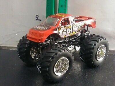 Hot Wheels monster Jam Grinder 1:64 Scale