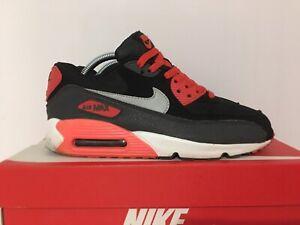*Pending* Nike Air Max 90 Crimson Black Sz8.5 US
