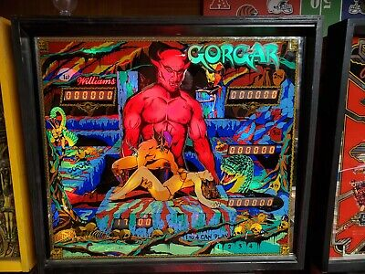 Williams Gorgar Pinball machine