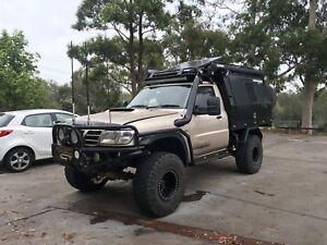 2003 TD42 Coil Cab Nissan Patrol GU - ST