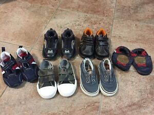 Size 4 Baby Boys Shoes