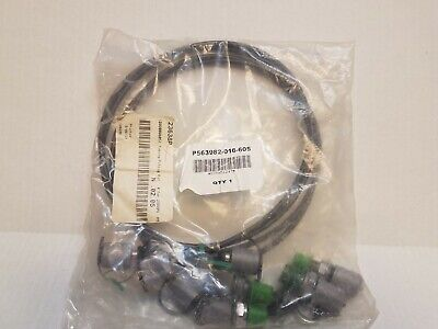 Transcat P563982-016-605 4 For 2000pv 10000 Psi Tubingfitting Kit New