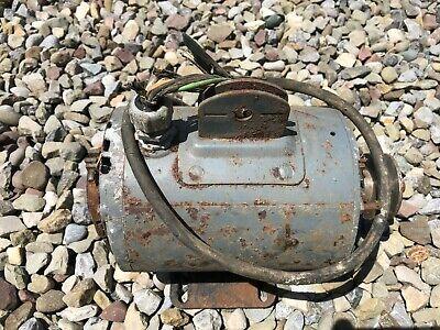 Dayton Ac Electric Motor 13 Hp 115v 60hz 1725 Rpm Model 6k807c 1ph Runs Quiet