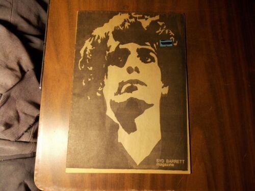 SYD BARRETT MAGAZINE - Pink Floyd - RARE