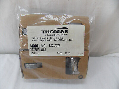 Thomas Sk280772 Thomas Compressorvacuum Pump Servicerebuild Kit 2807 Series