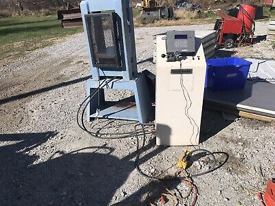 Test Mark Cm-4000-d Concrete Compression Testing Machine Gilson 400k
