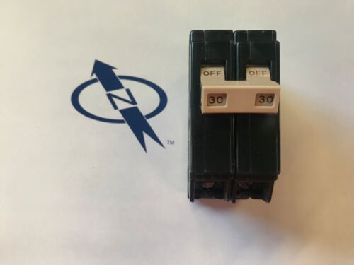 Cutler Hammer CH230 2-pole 30-amp Circuit Breaker (also EATON)