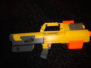 Nerf N Strike Deploy CS-6 Blaster Dart Gun - FREE SHIPPING 123