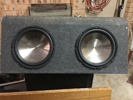 Subs and Amp Morisset Lake Macquarie Area Preview
